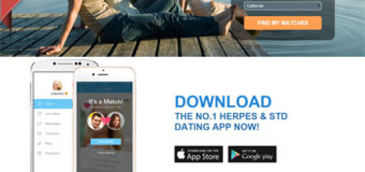 How do herpes hookup sites work