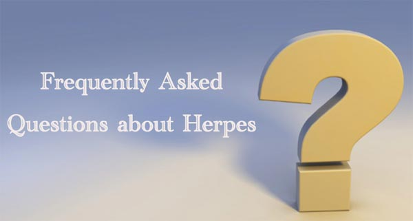 Frequently Asked Questions about Herpes