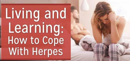 Living with herpes dating site