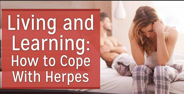 Guidelines for living with herpes